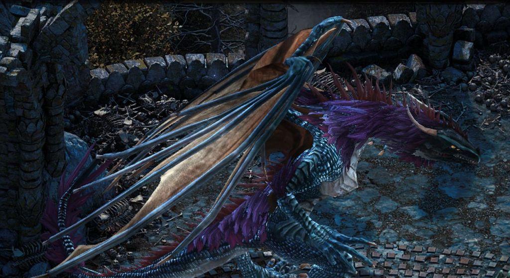 Los dragones serán unos enemigos duros a los que nos costará sudor y lágrimas vencer.
