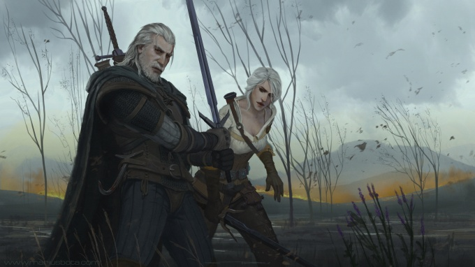the_witcher_3__wild_hunt_fan_art_by_mariusbota-d8up76q