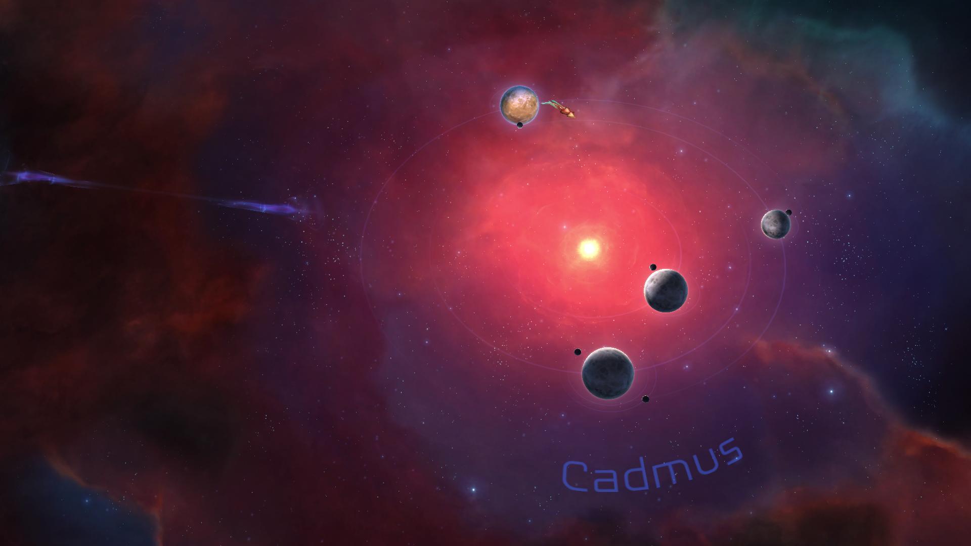 Captura de Stellaris, el último hito dentro de la estrategia 4X espacial. 4X de ciencia ficción