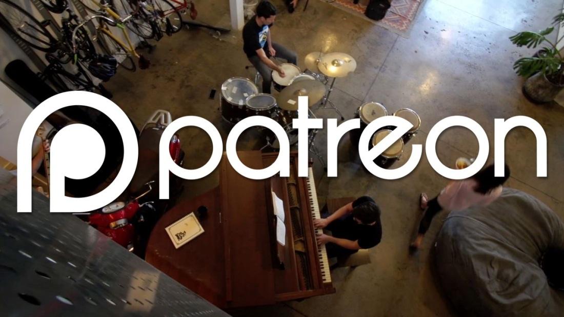 Patreon ha supuesto para muchos creadores una forma útil de conseguir financiación a través de los propios usuarios.