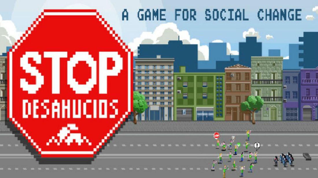 presura-videojuegos-politica-pedro-sanchez-simulator-stop-desahucios