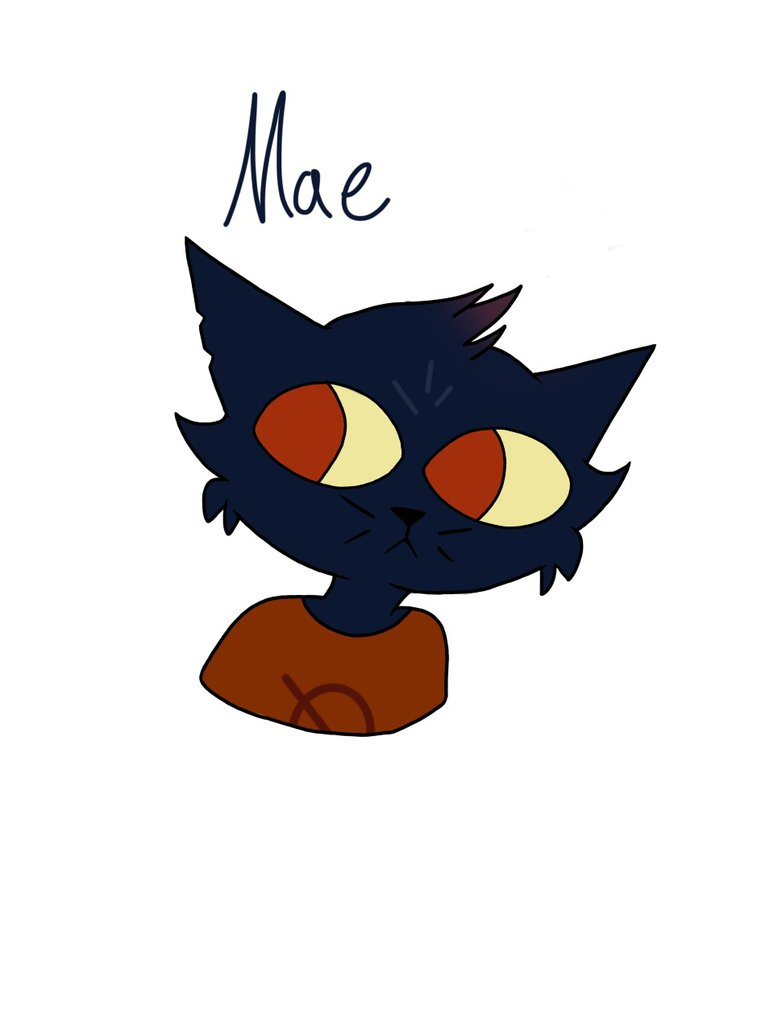 mae___night_in_the_woods_by_crystalgiraffe-db0i7xx